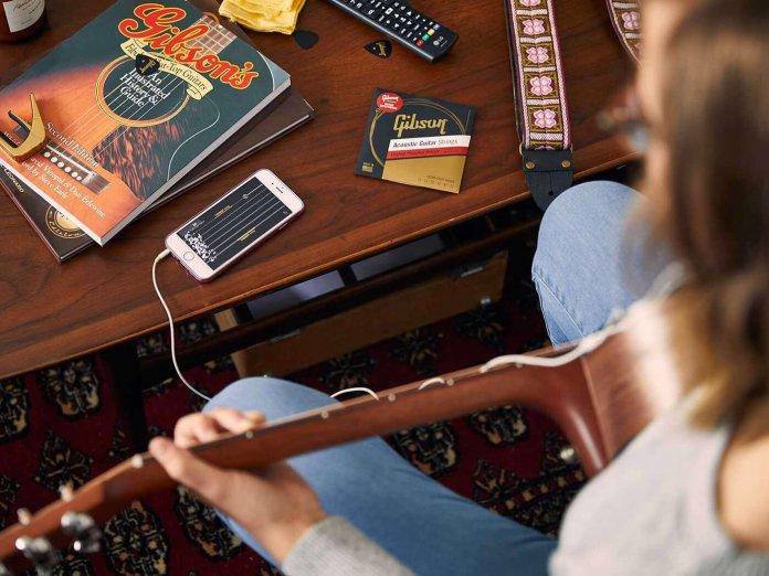 The Gibson App