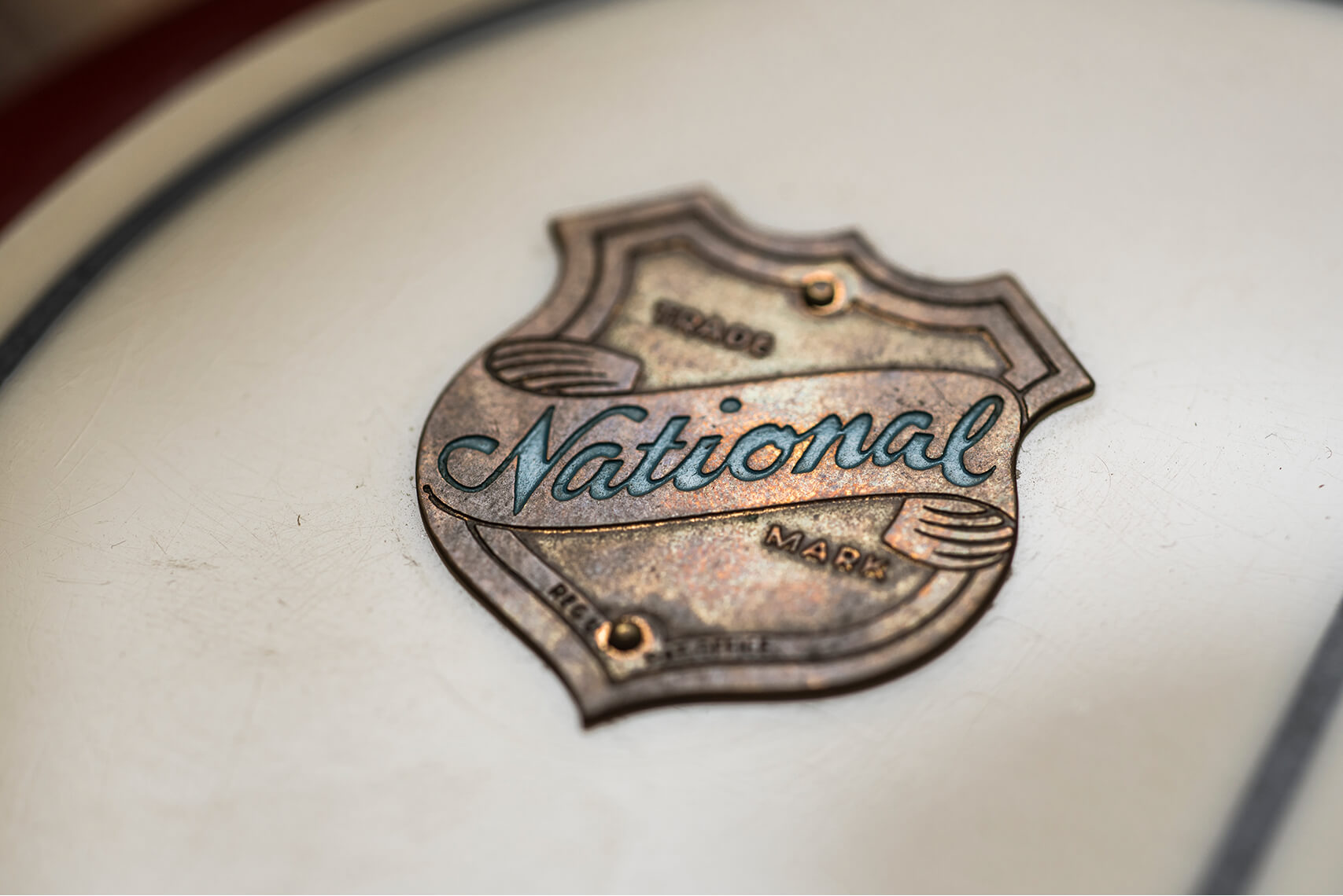 Tyler Bryant's National Reso-Phonic (Badge)