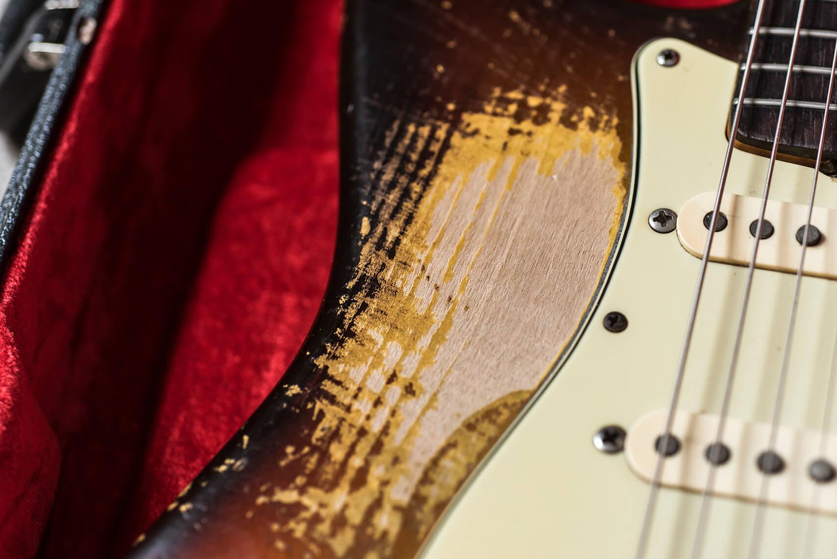 Tyler Bryant's 1960s Stratocaster