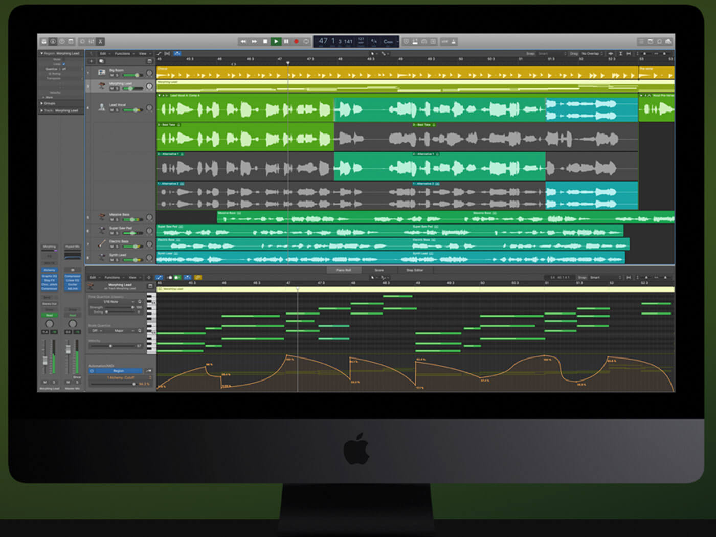 Apple's Logic Pro X