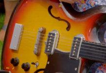Beatles Fretless Guitar