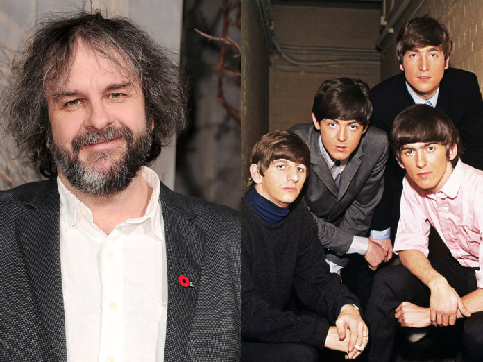 Peter Jackson Beatles Film