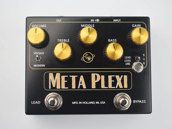 The Cusack Meta Plexi