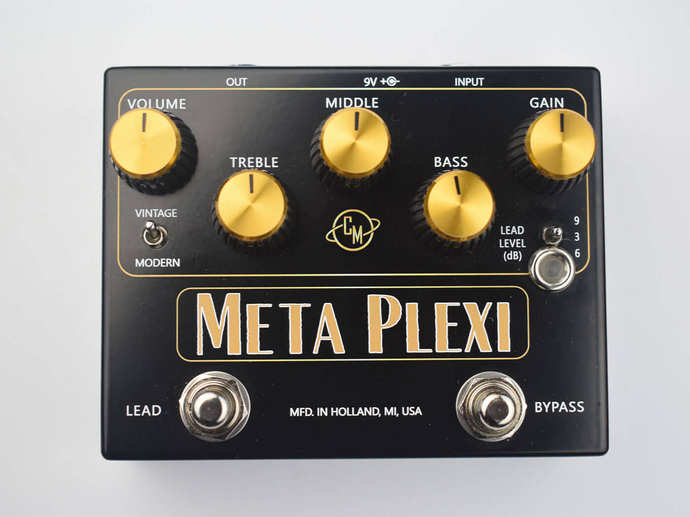 The Cusack Meta Plexi