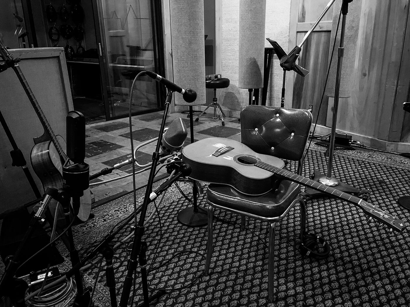 Tommy Emmanuel Recording