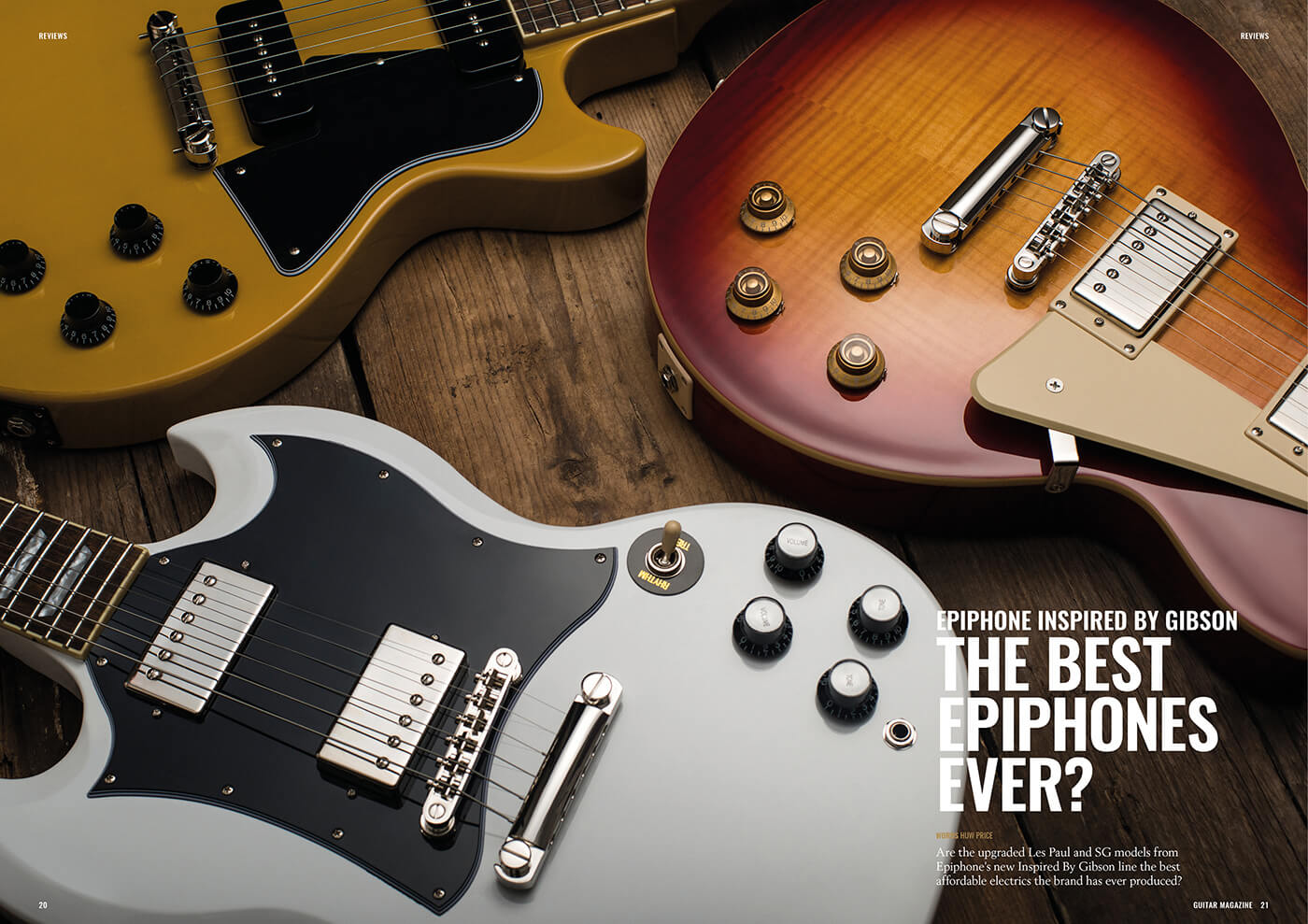 epiphone 2020 review