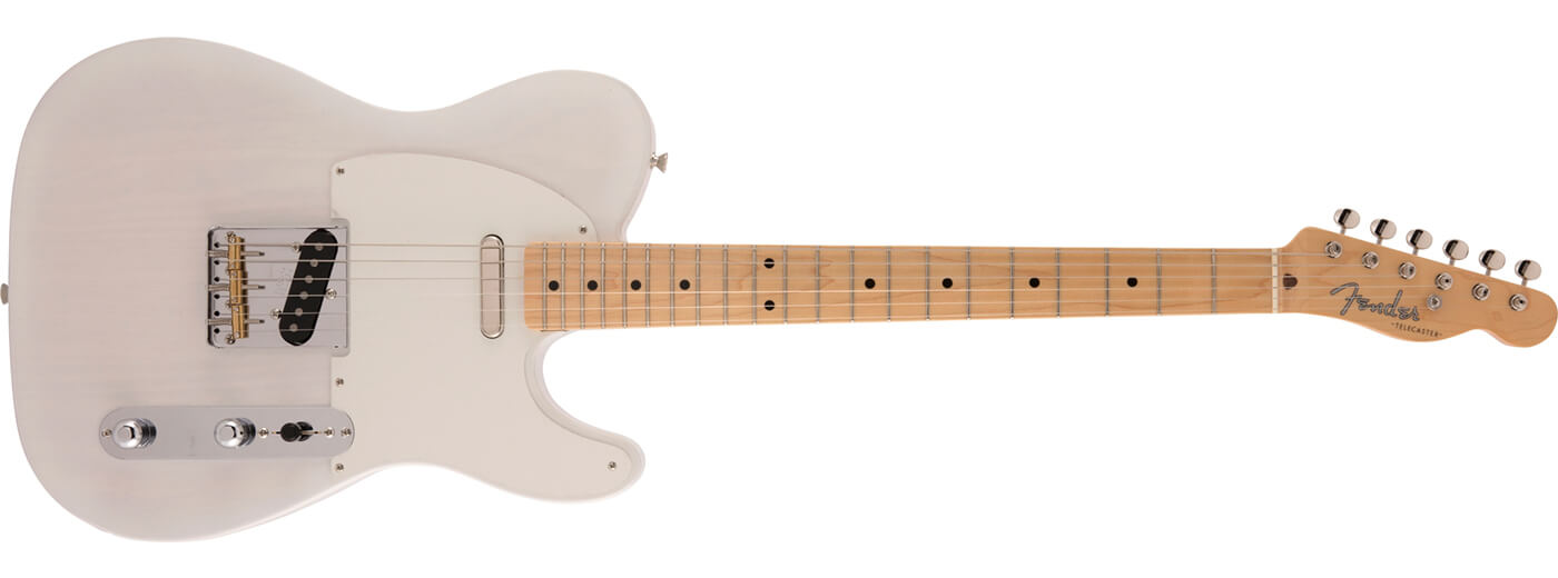 Fender MIJ Heritage Series Telecaster 50s WBL