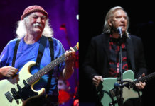 David Crosby, Joe Walsh