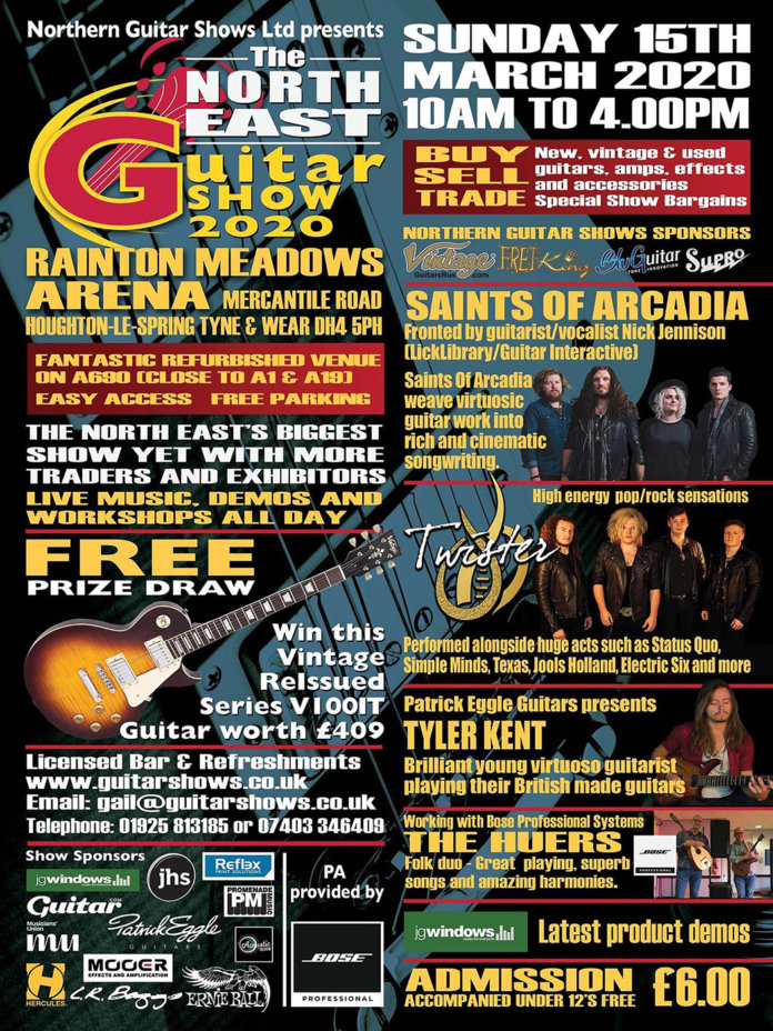 Northern Guitar Shows