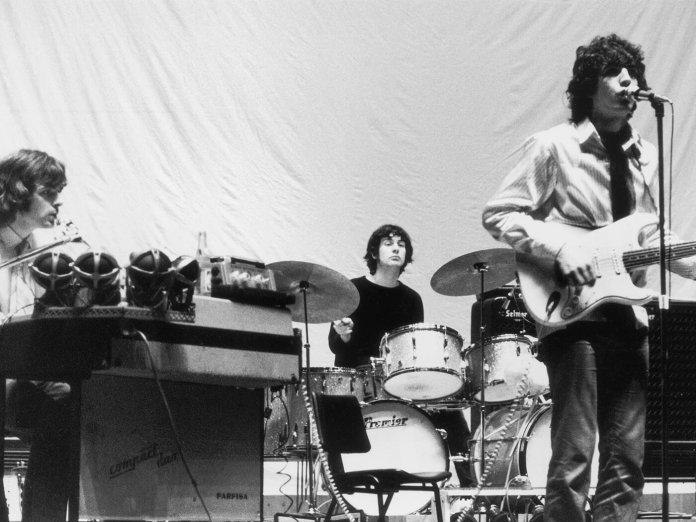 Pink Floyd in 1967.