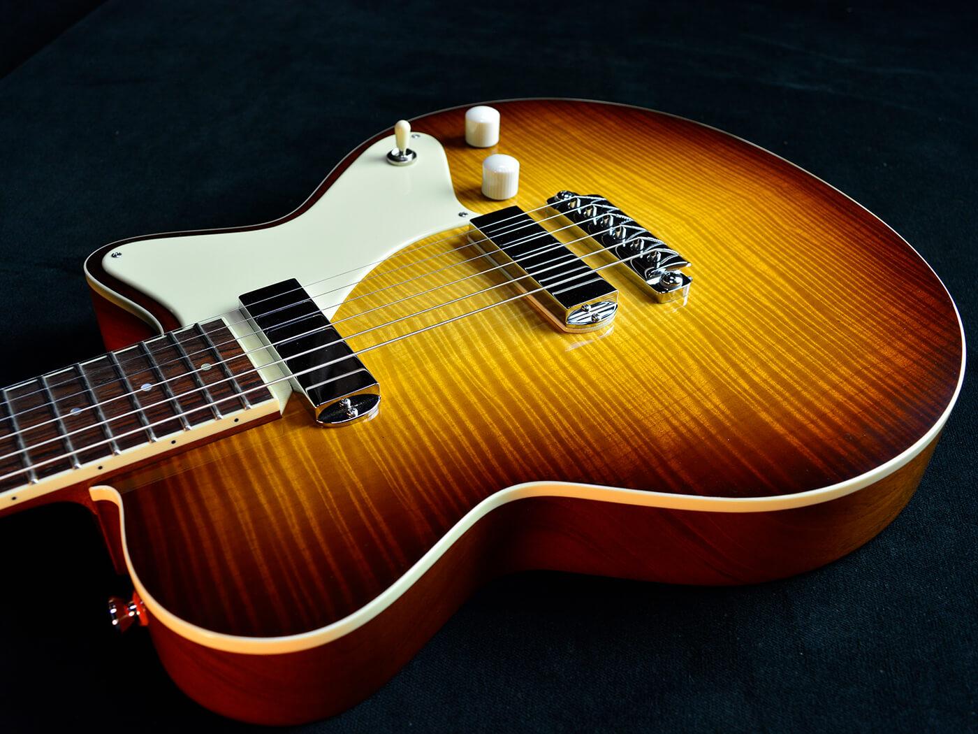 Joe Yanuziello's 50s Harmony/Silvertone Stratotone