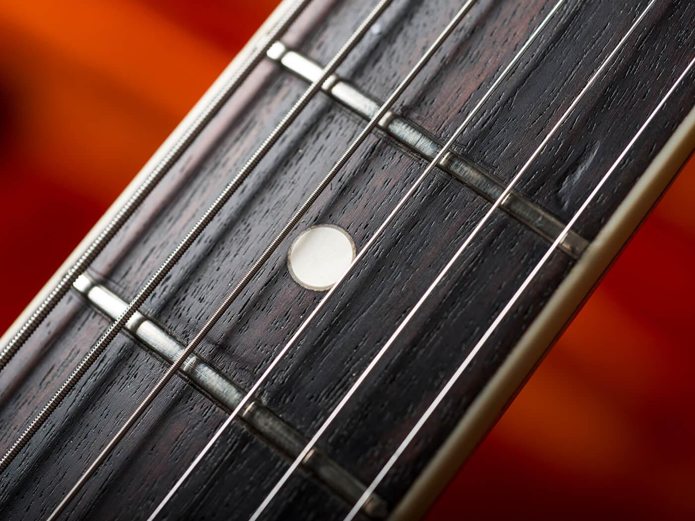 1966 Fender Jaguar Fretboard