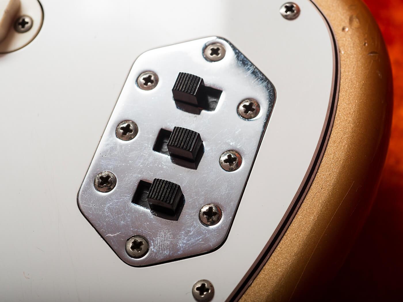 1966 Fender Jaguar Switch