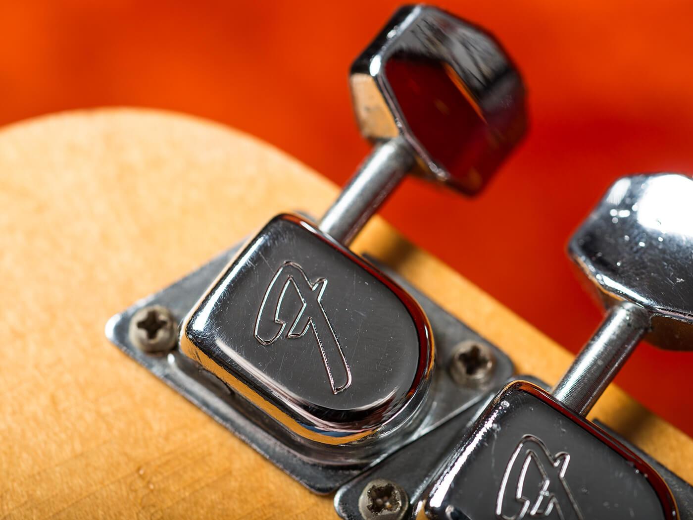 1966 Fender Jaguar Tuner