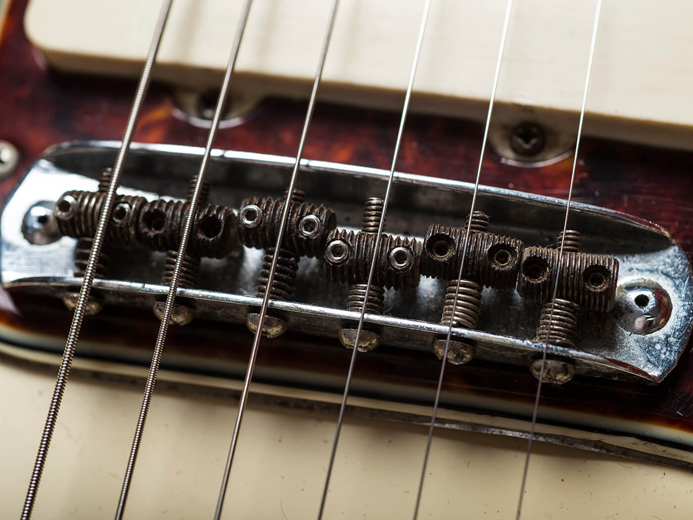 1961 Fender Jazzmaster Bridge