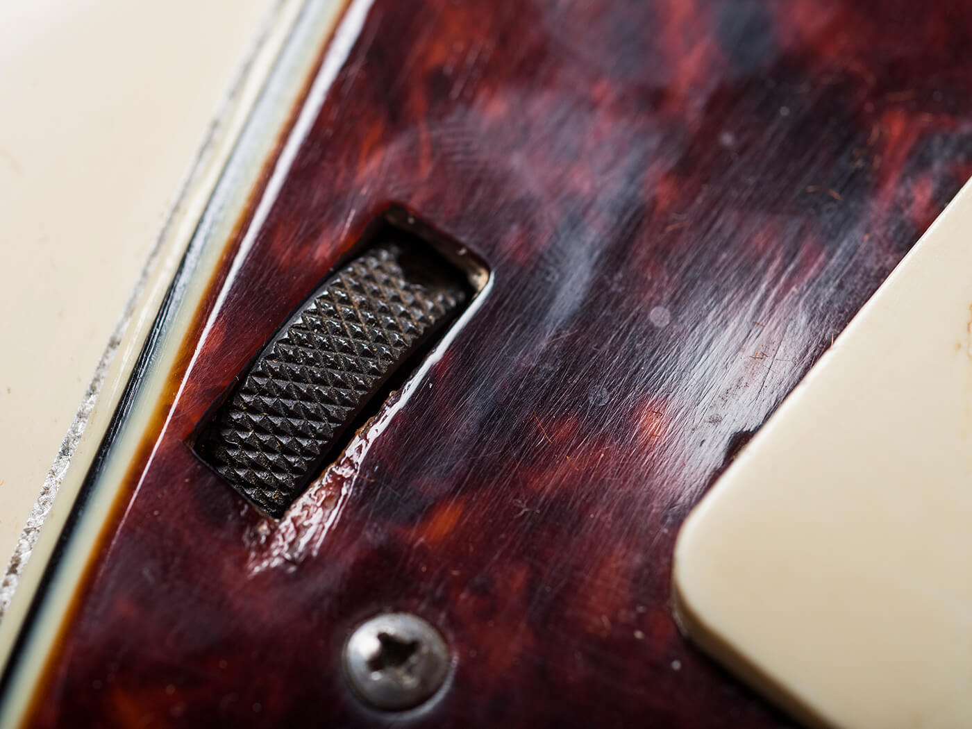 1961 Fender Jazzmaster Rotary Switch