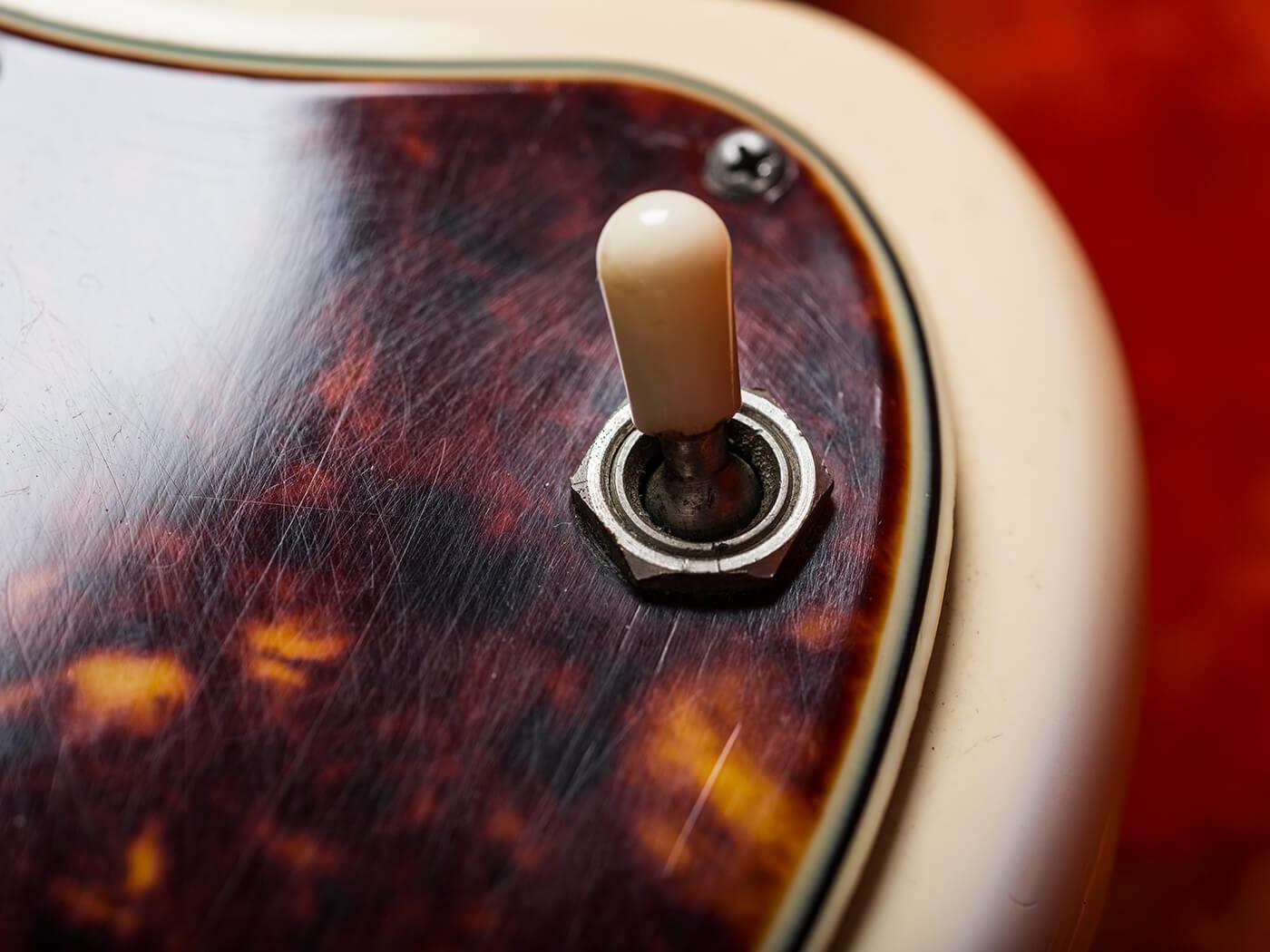1961 Fender Jazzmaster Switch