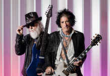 Joe Perry & Brad Whitford