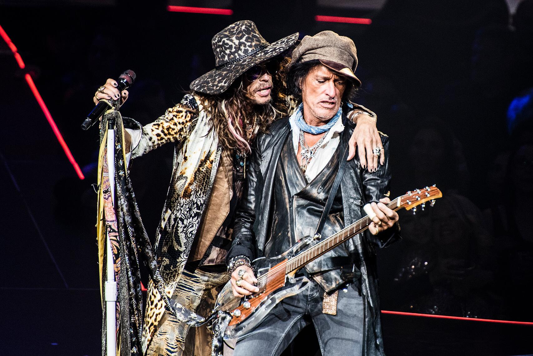Aerosmith: Las Vegas Live (Steven Tyler & Joe Perry)