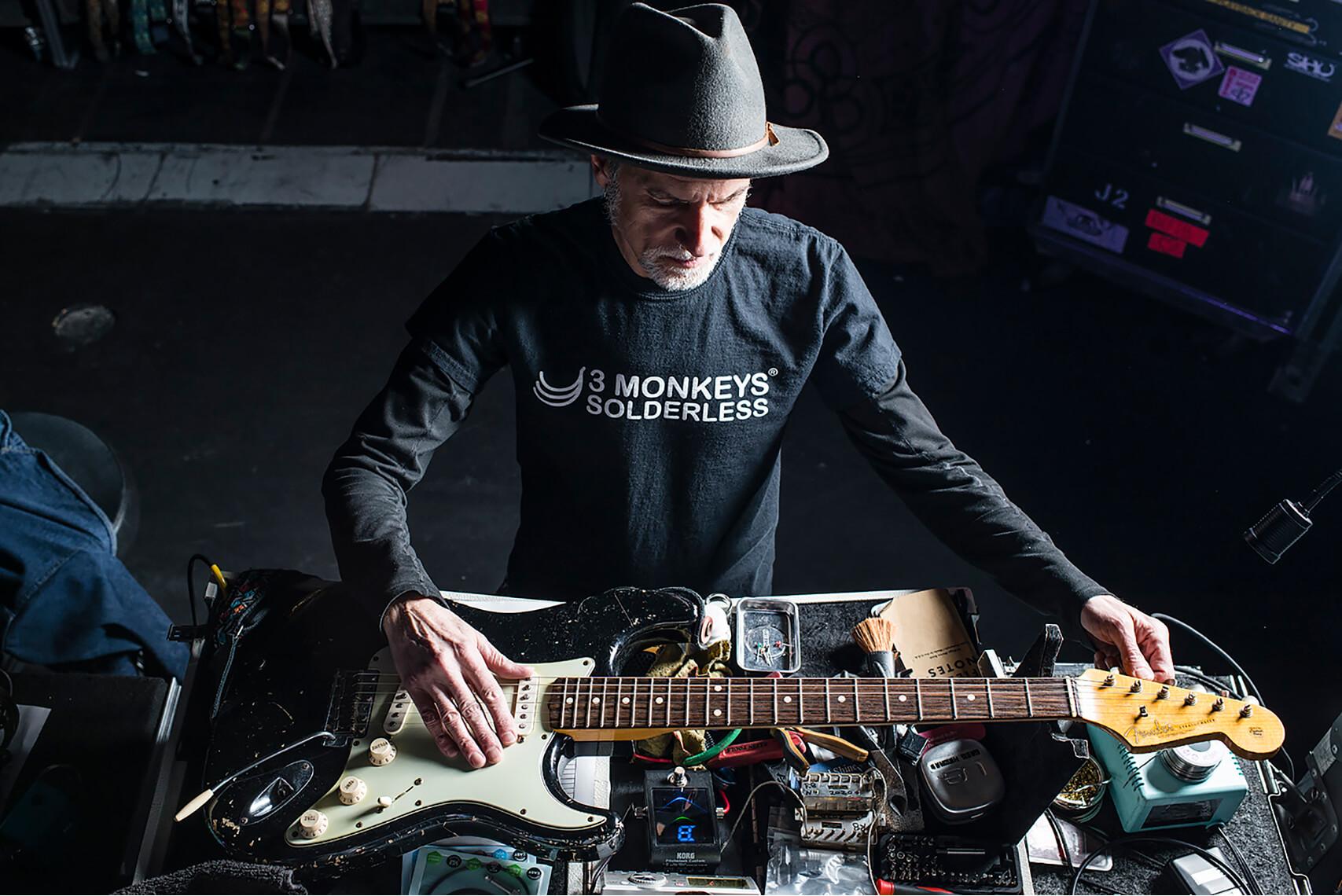 Brad Whitford Custom Shop Stratocaster