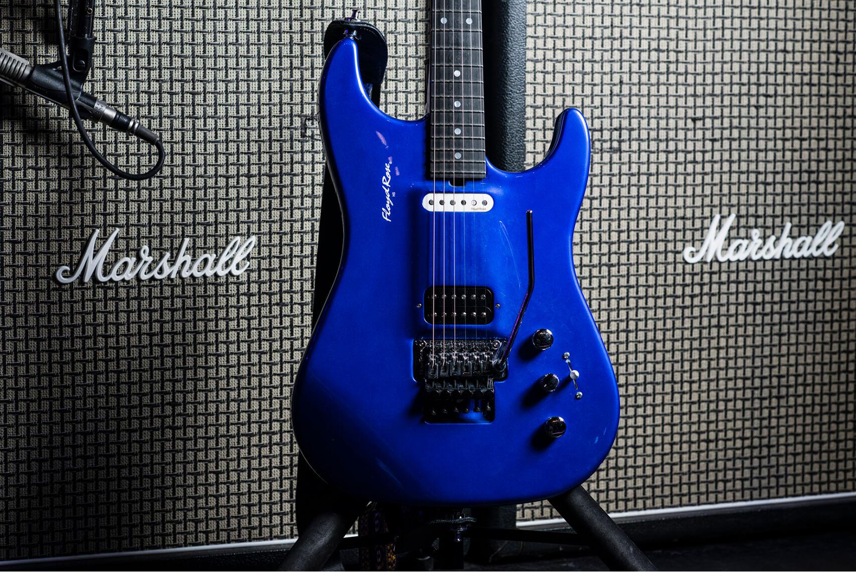 Brad Whitford Flyod Rose Guitar