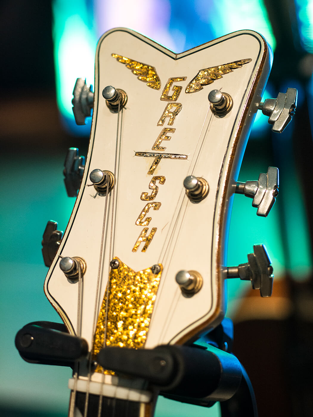 David Gilmour's Gretsch Penguin