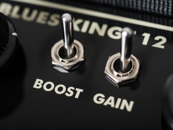 Amp FAQ Supro Blues King 12