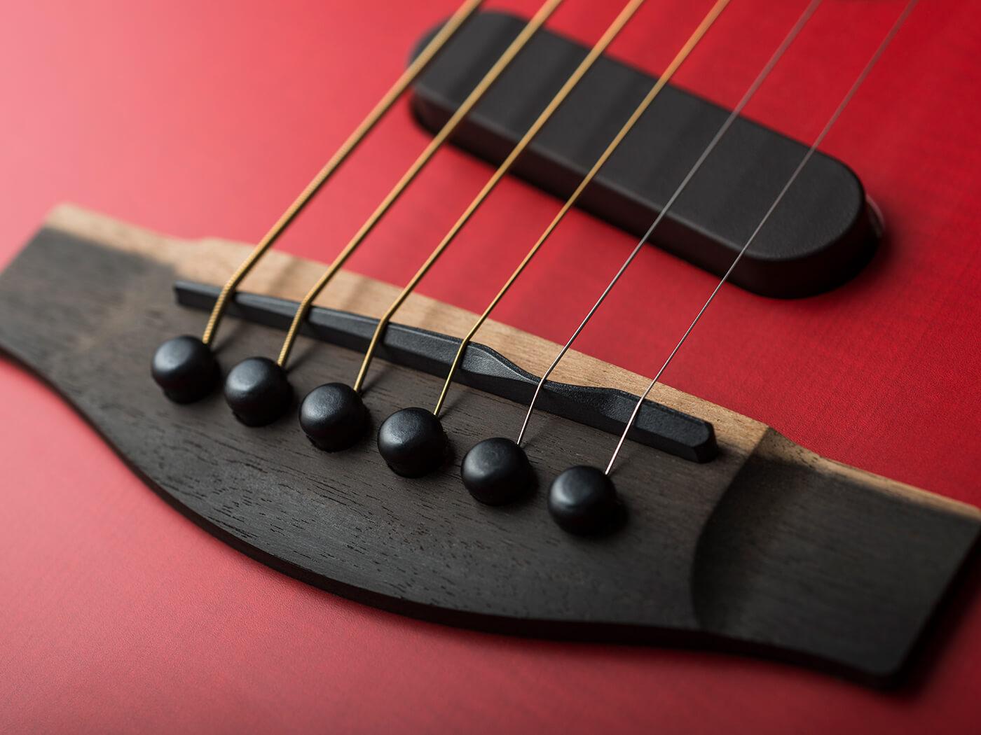 Fender American Acoustasonic Stratocaster Bridge
