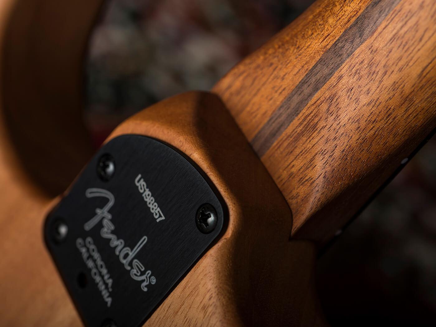 Fender American Acoustasonic Stratocaster Neck Plate