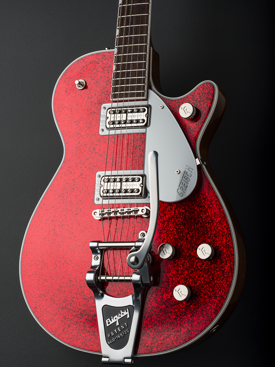Gretsch G6129 Player's Edition Jet FT Body