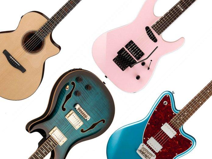 Guitar Roundup