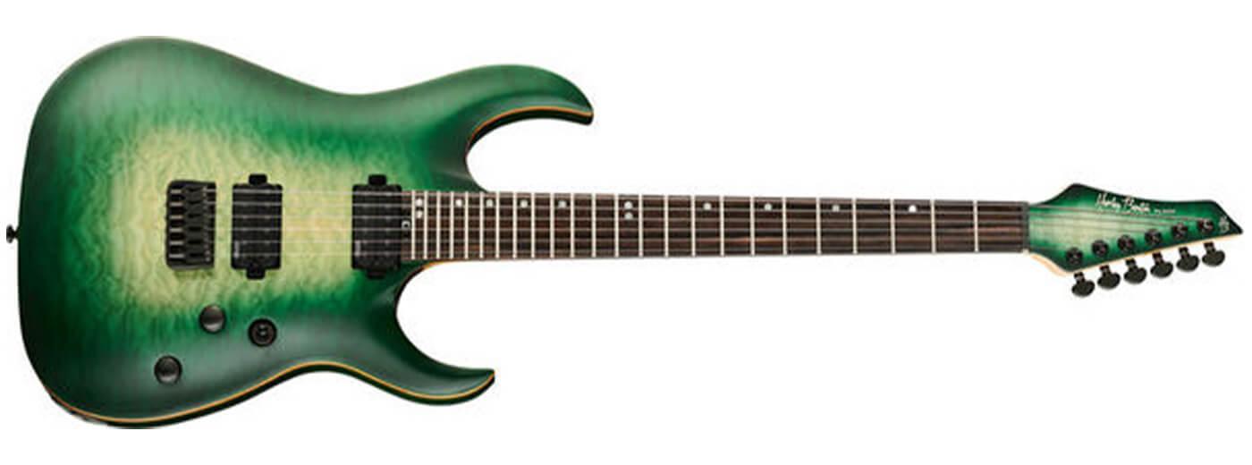 Harley Benton Amarok Emerald Natural