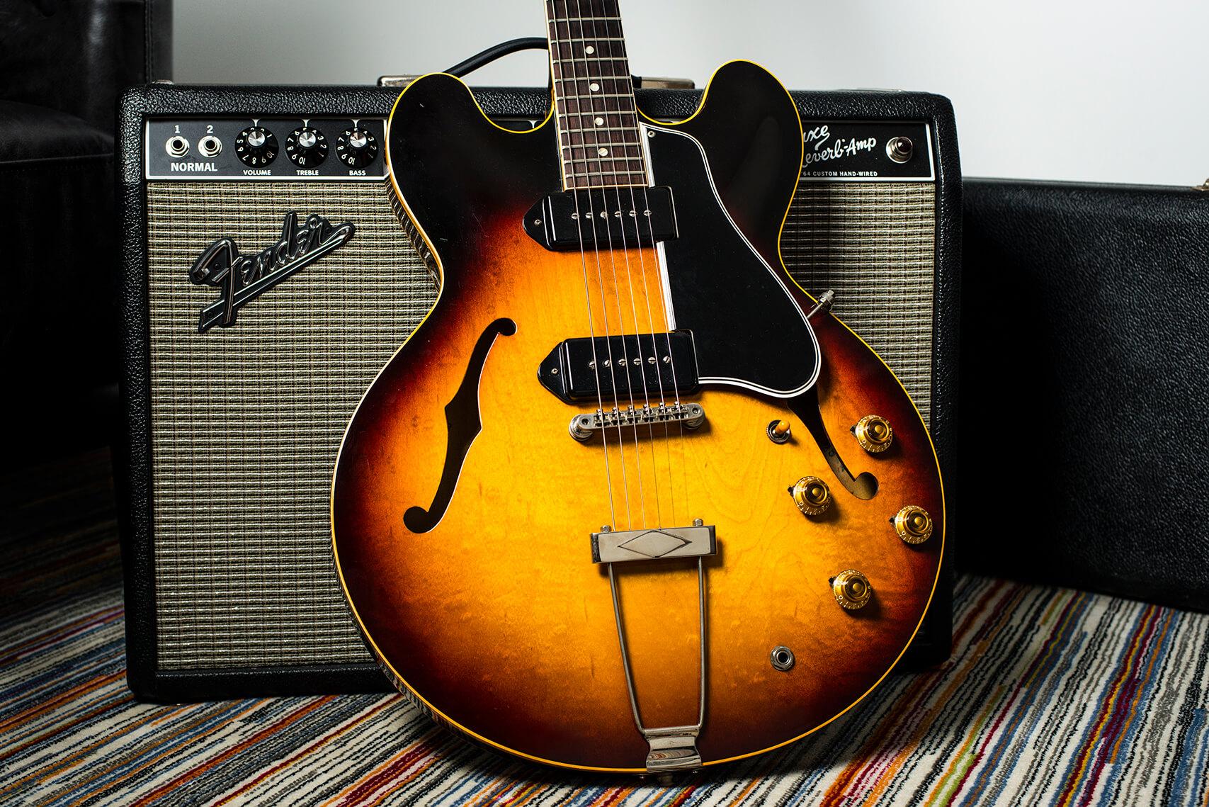 Jeff Garlin's 1959 ES-330 Body