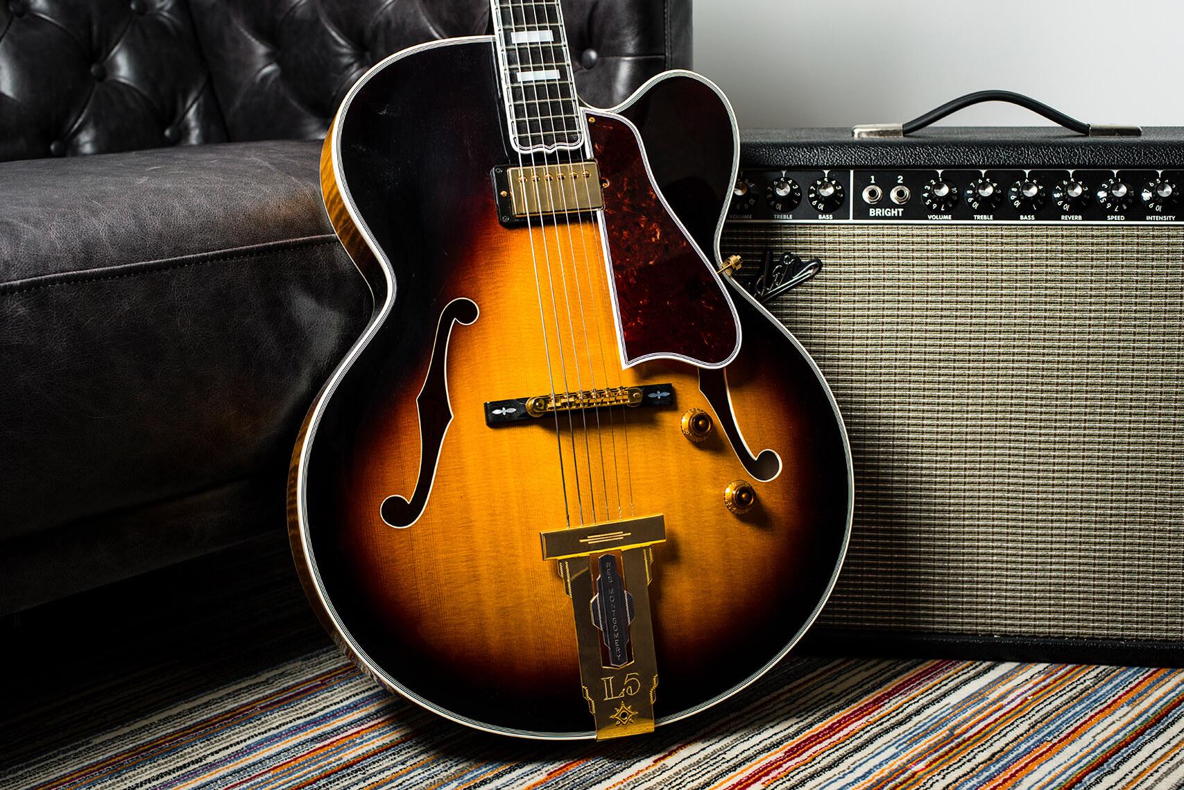 Jeff Garlin's Gibson L5 Body
