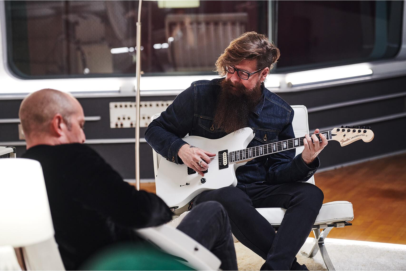 Jim Root's Jazzmaster
