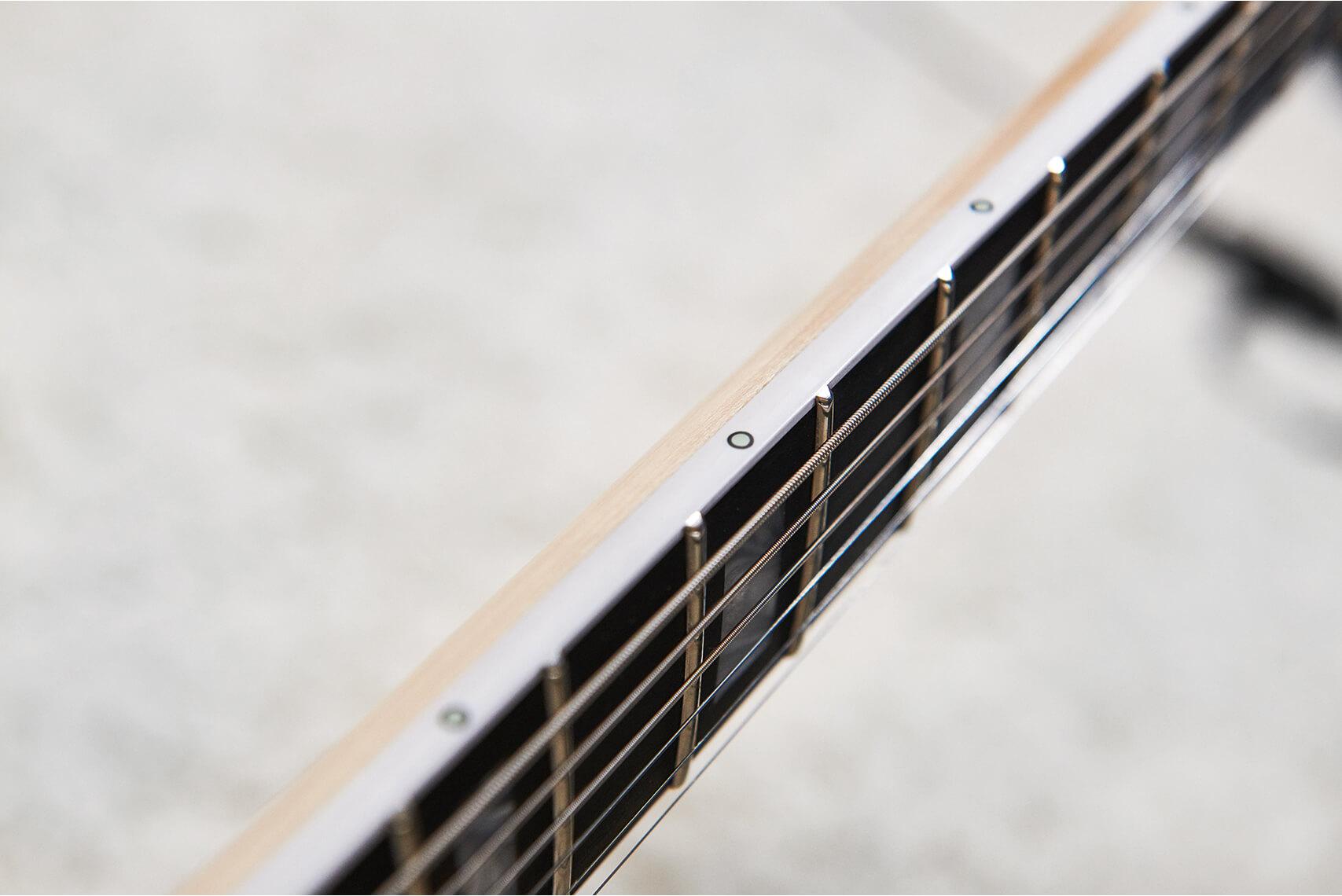 Jim Root's Jazzmaster Fretboard