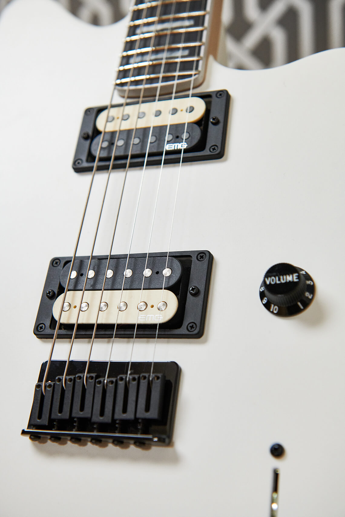 Jim Root's Jazzmaster Pickups
