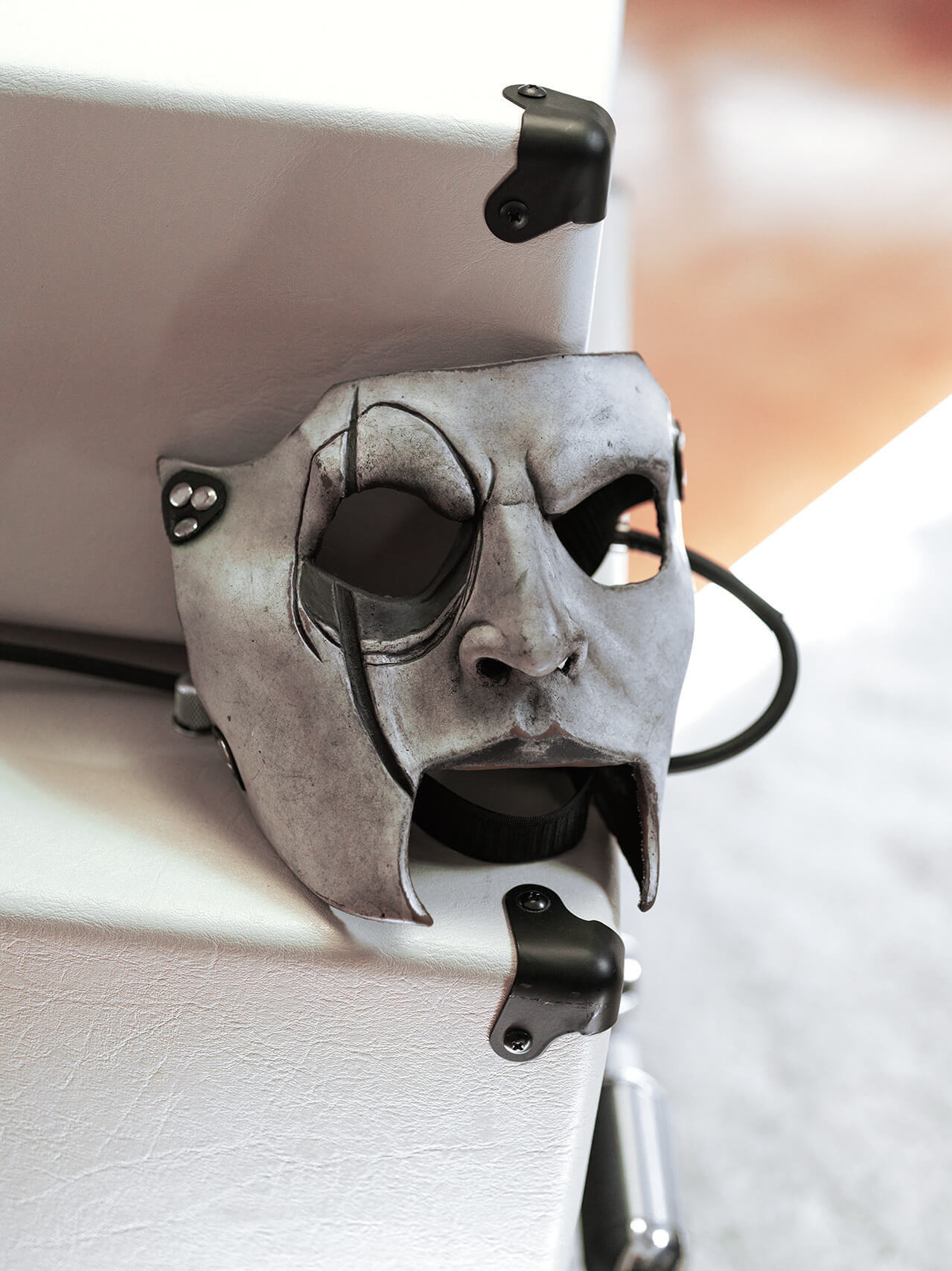 Jim Root's Mask