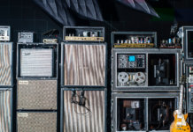 Joe Perry Amp Rig
