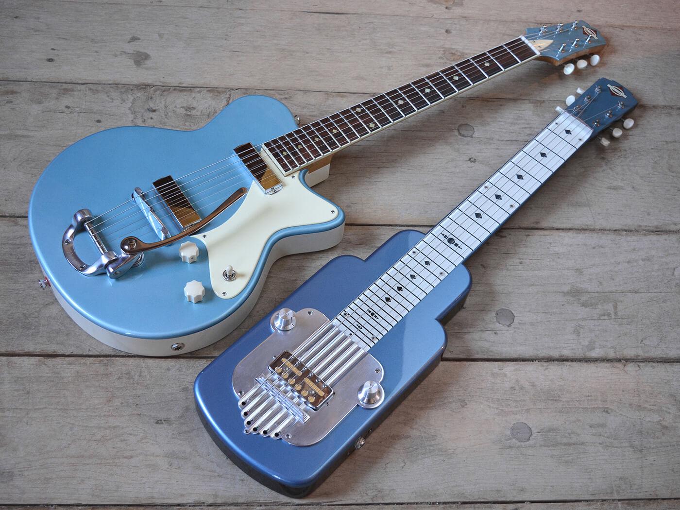 Joe Yanuziello Guitars