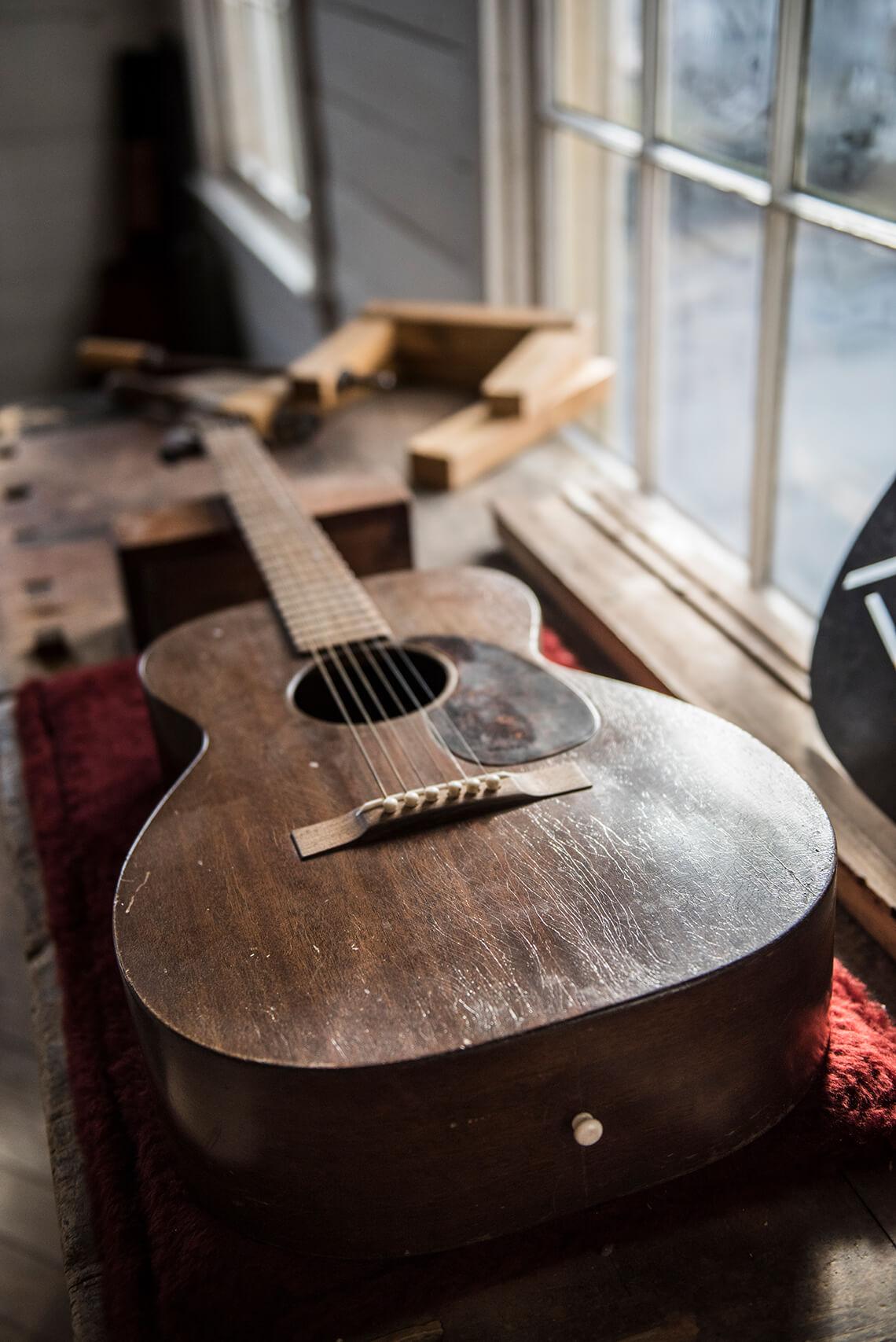 Martin Museum (Guitar)