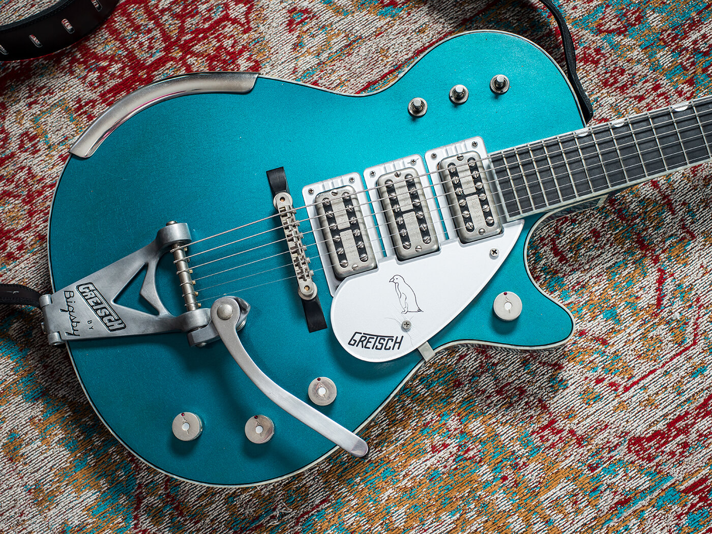 Scott Holiday's Gretsch Penguin
