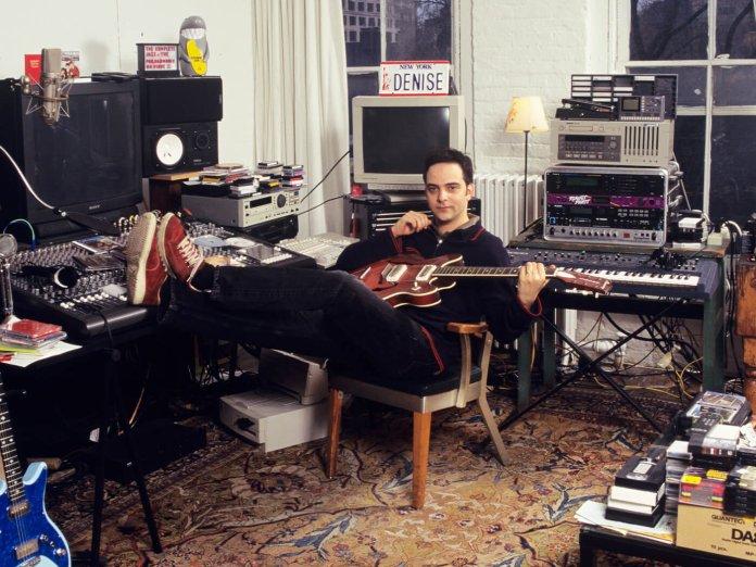 Adam Schlesinger in Studio