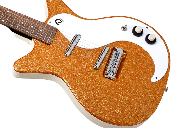 Danelectro 60 Anniversary '59M NOS+ Orange MF