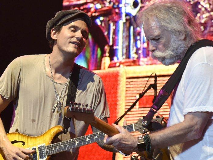 Dead & Company John Mayer Bob Weird