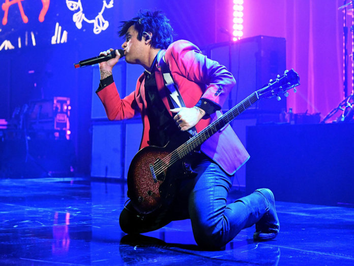 Green Day's Billie Joe Armstrong