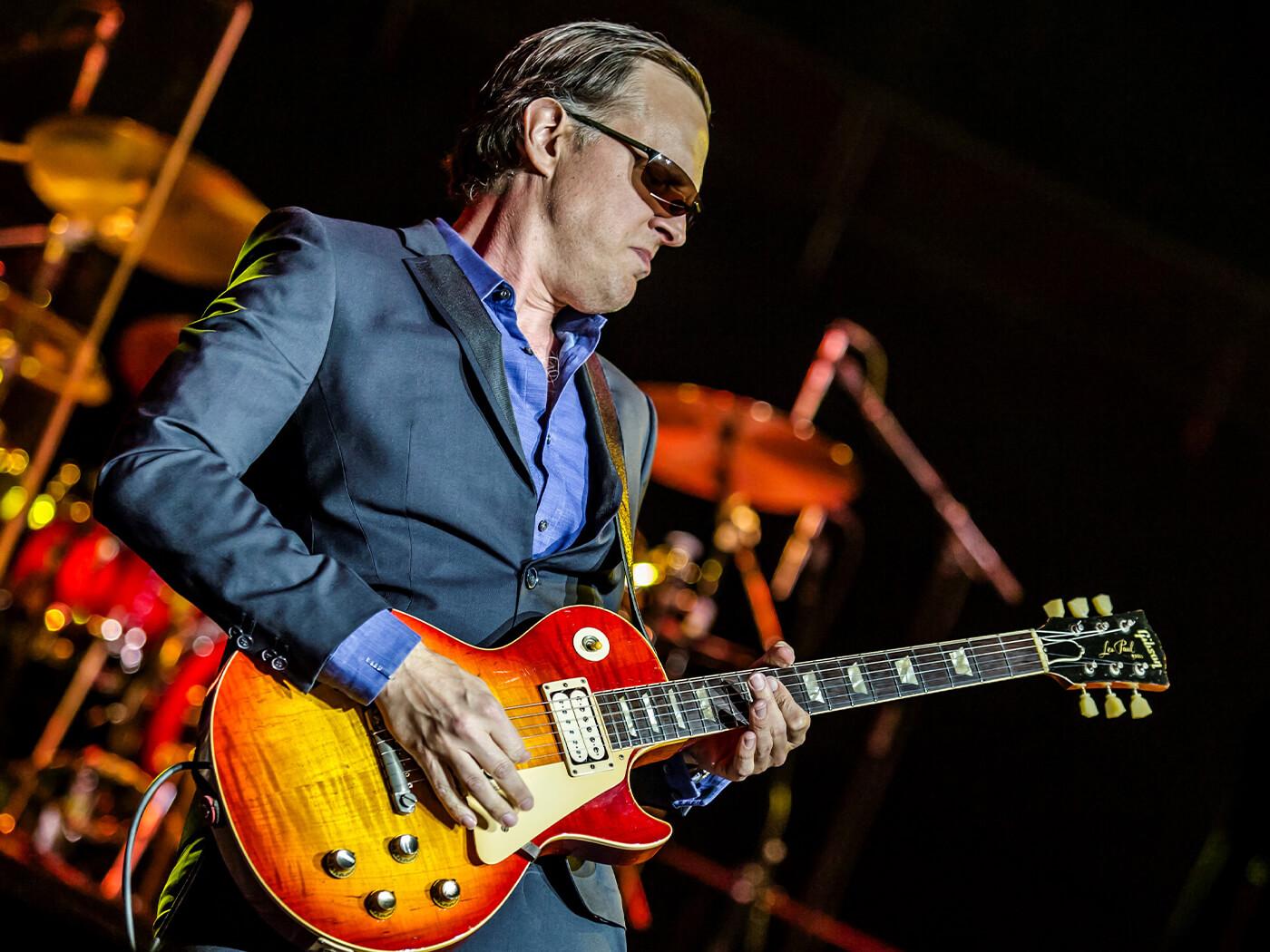 Joe Bonamassa puts out surprise single, A Conversation With Alice |  Guitar.com | All Things Guitar