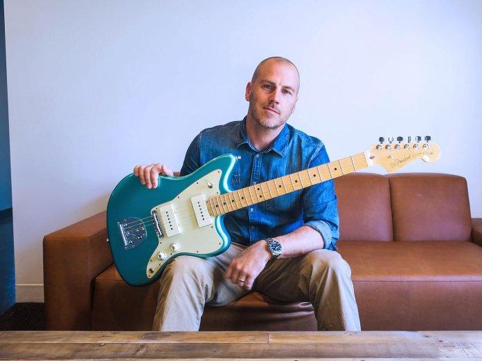 Justin Norvel, Fender's EVP of product