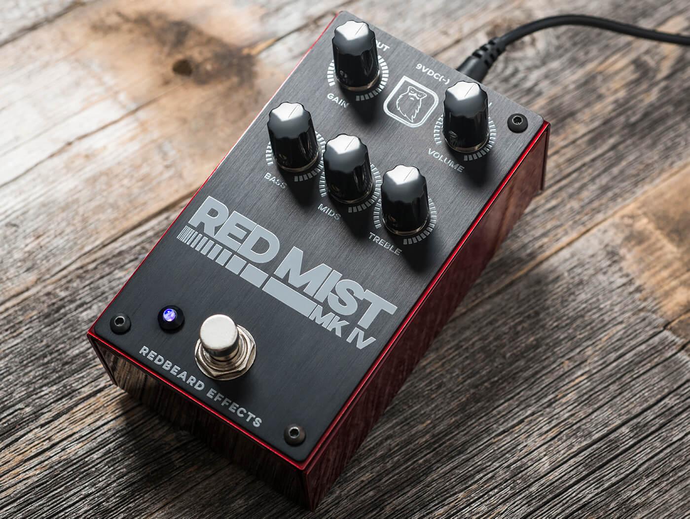redbeard red mist mk iv