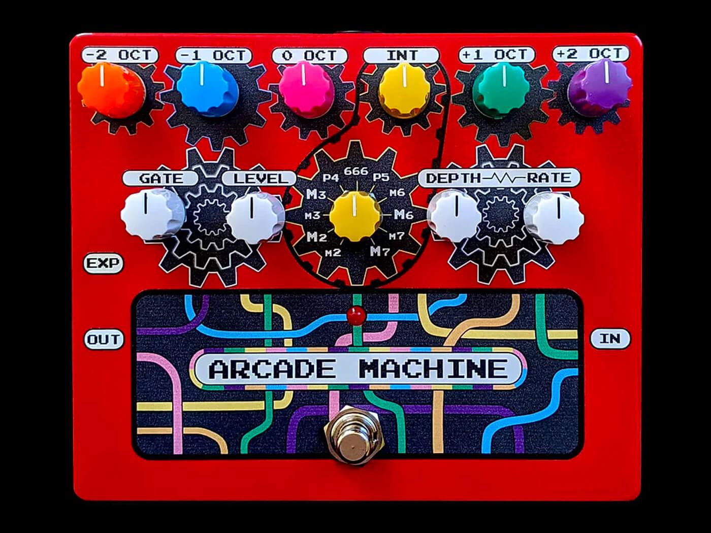 RPS Arcade Machine